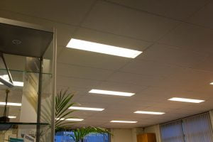 Kantoor LED verlichting van LED Design Holland in Breda