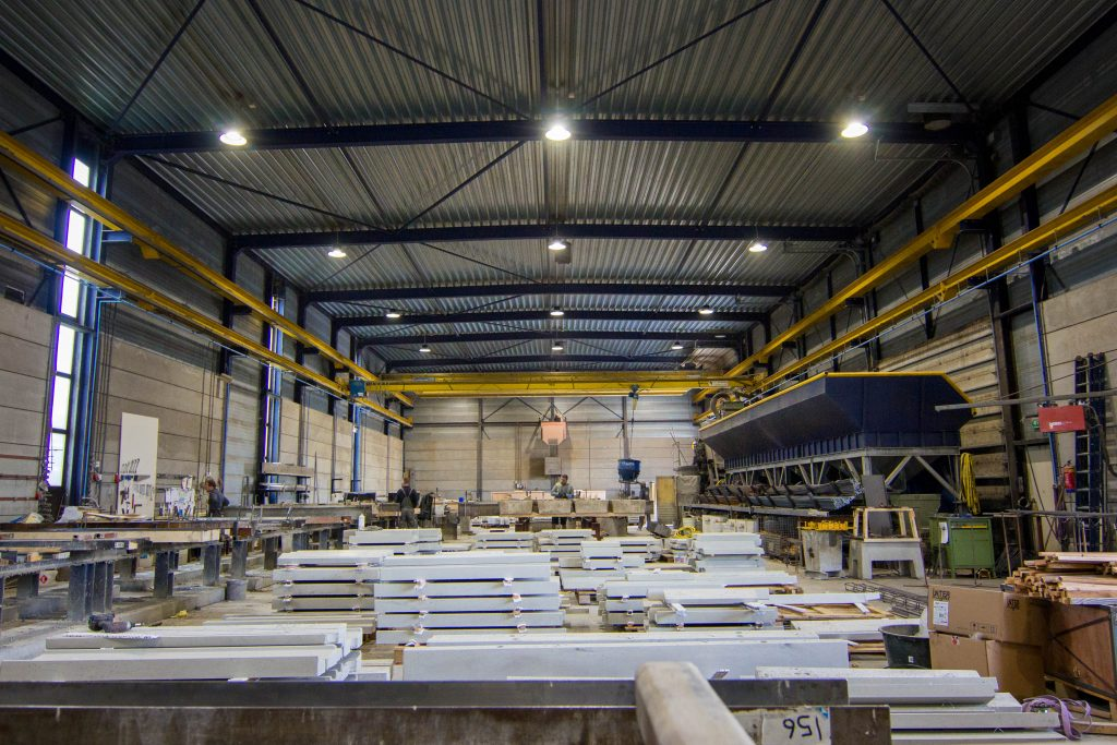 LED verlichting industrie