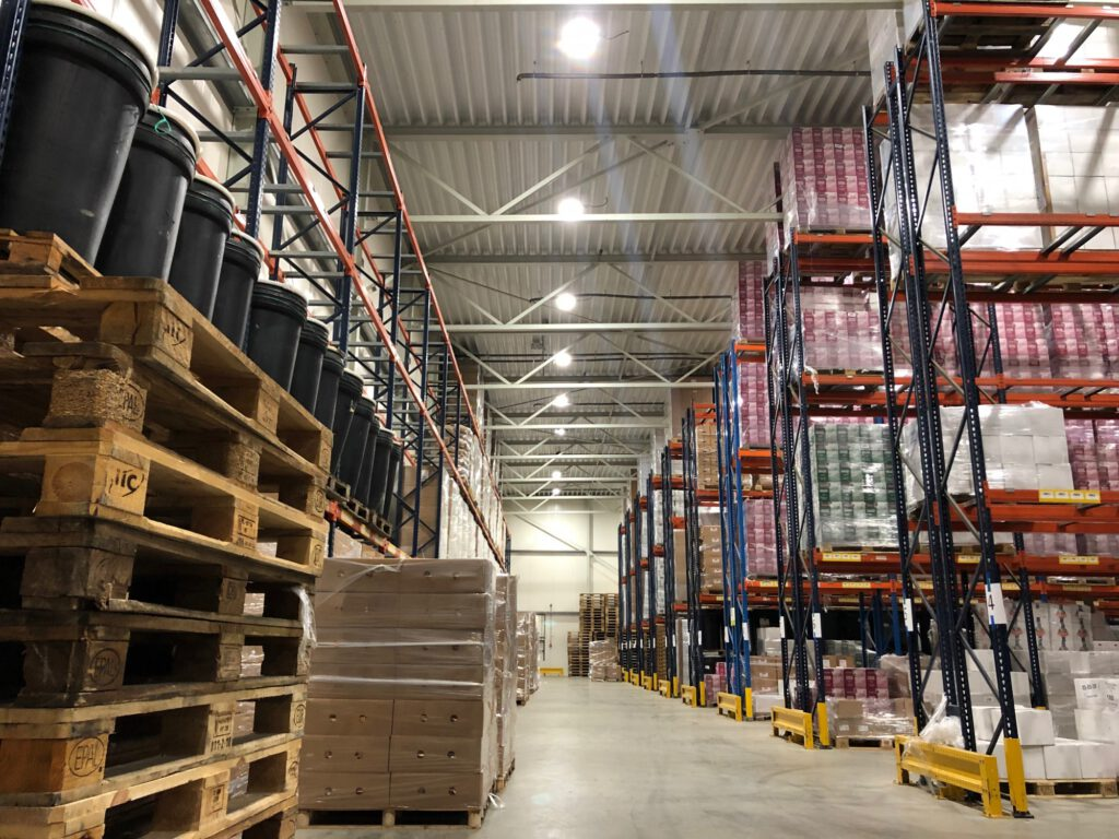LED industrie